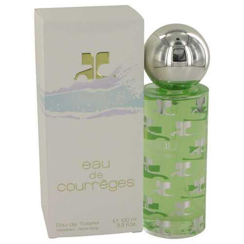 EAU DE COURREGES by Courreges Eau De Toilette Spray 3.4 oz (Women)