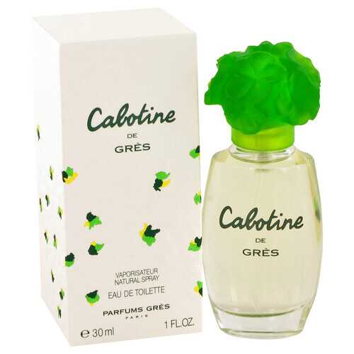 CABOTINE by Parfums Gres Eau De Toilette Spray 1 oz (Women)