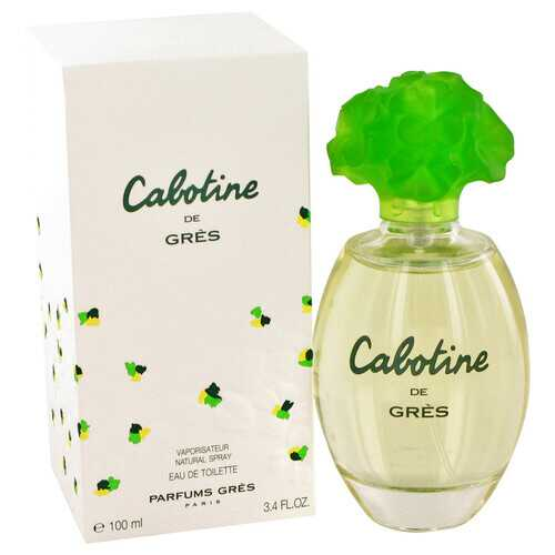 CABOTINE by Parfums Gres Eau De Toilette Spray 3.3 oz (Women)