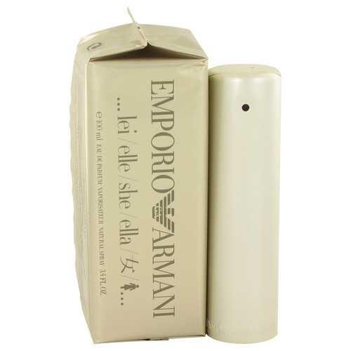 EMPORIO ARMANI by Giorgio Armani Eau De Parfum Spray 3.4 oz (Women)