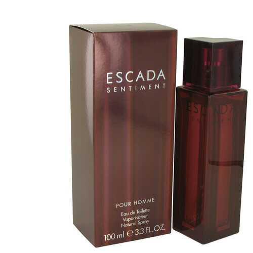 ESCADA SENTIMENT by Escada Eau De Toilette Spray 3.4 oz (Men)