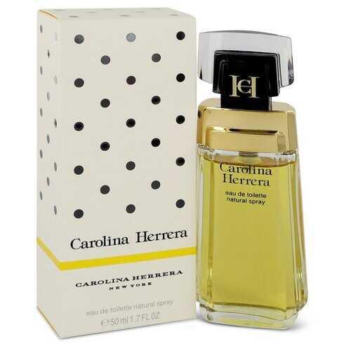 CAROLINA HERRERA by Carolina Herrera Eau De Toilette Spray 1.7 oz (Women)