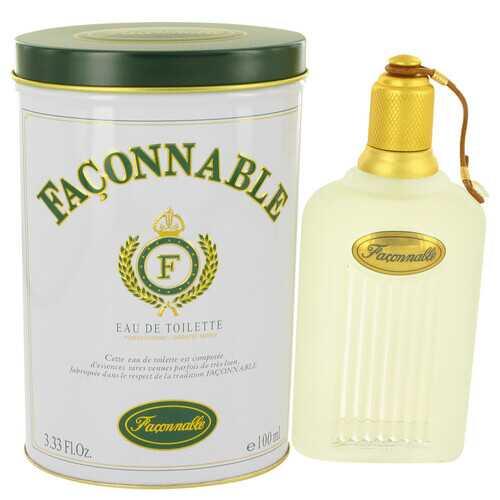 FACONNABLE by Faconnable Eau De Toilette Spray 3.4 oz (Men)