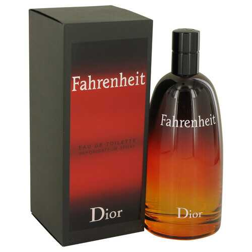 FAHRENHEIT by Christian Dior Eau De Toilette Spray 6.8 oz (Men)