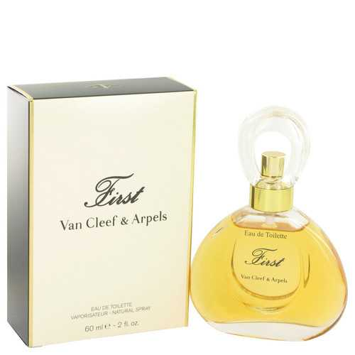 FIRST by Van Cleef & Arpels Eau De Toilette Spray 2 oz (Women)