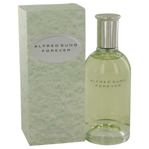 FOREVER by Alfred Sung Eau De Parfum Spray 4.2 oz (Women)
