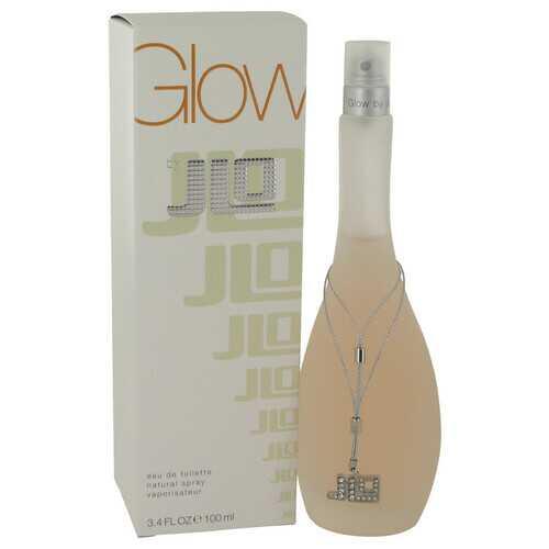 Glow by Jennifer Lopez Eau De Toilette Spray 3.4 oz (Women)