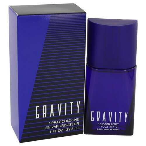 GRAVITY by Coty Cologne Spray 1 oz (Men)