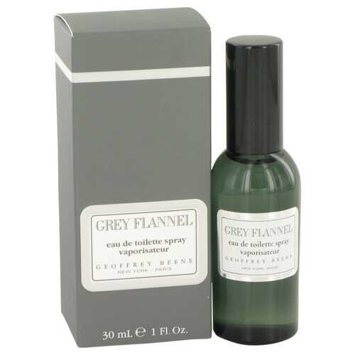 GREY FLANNEL by Geoffrey Beene Eau De Toilette Spray 1 oz (Men)