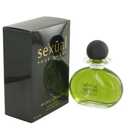 Sexual by Michel Germain Eau De Toilette Spray 2.5 oz (Men)