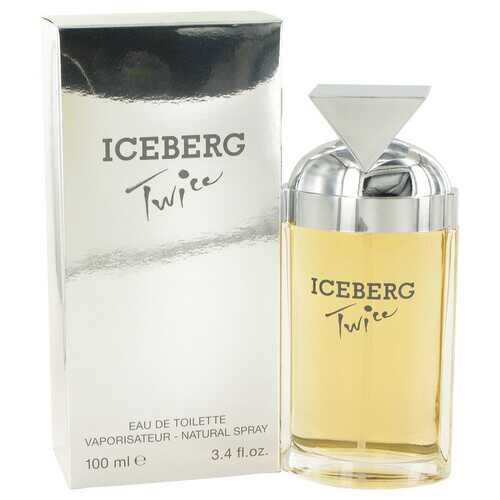 ICEBERG TWICE by Iceberg Eau De Toilette Spray 3.4 oz (Women)