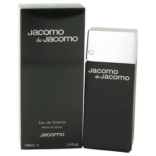 JACOMO DE JACOMO by Jacomo Eau De Toilette Spray 3.4 oz (Men)
