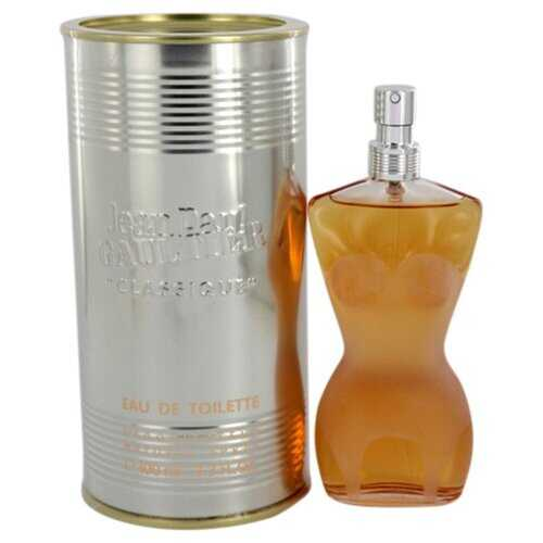 JEAN PAUL GAULTIER by Jean Paul Gaultier Eau De Toilette Spray 3.4 oz (Women)