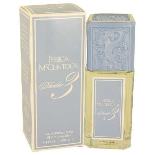 JESSICA Mc clintock #3 by Jessica McClintock Eau De Parfum Spray 3.4 oz (Women)