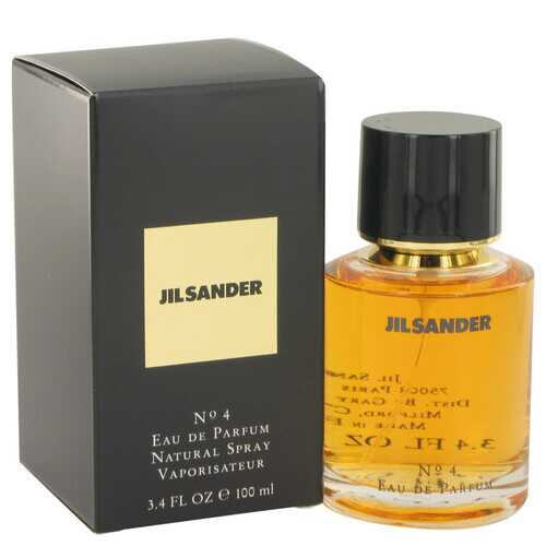 JIL SANDER #4 by Jil Sander Eau De Parfum Spray 3.4 oz (Women)