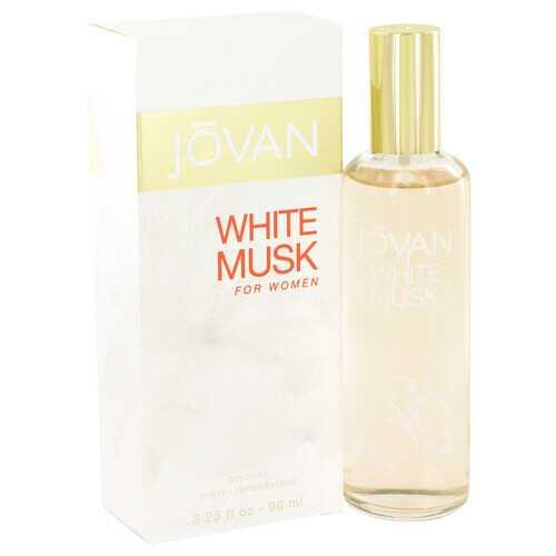 JOVAN WHITE MUSK by Jovan Eau De Cologne Spray 3.2 oz (Women)