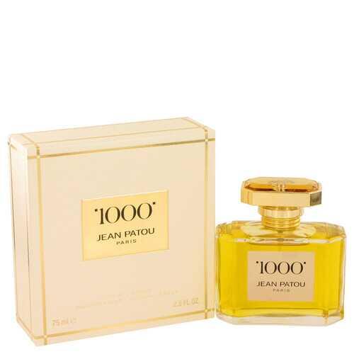 1000 by Jean Patou Eau De Parfum Spray 2.5 oz (Women)