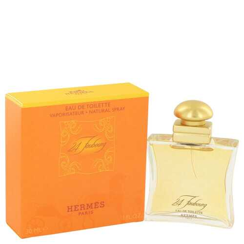 24 FAUBOURG by Hermes Eau De Toilette Spray 1 oz (Women)