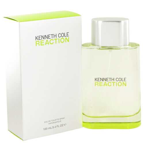 Kenneth Cole Reaction by Kenneth Cole Eau De Toilette Spray 3.4 oz (Men)