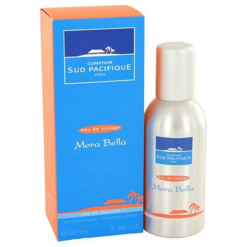 COMPTOIR SUD PACIFIQUE MORA BELLA by Comptoir Sud Pacifique Eau De Toilette Spray 3.4 oz (Women)