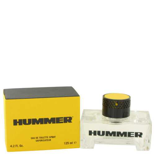 Hummer by Hummer Eau De Toilette Spray 4.2 oz (Men)