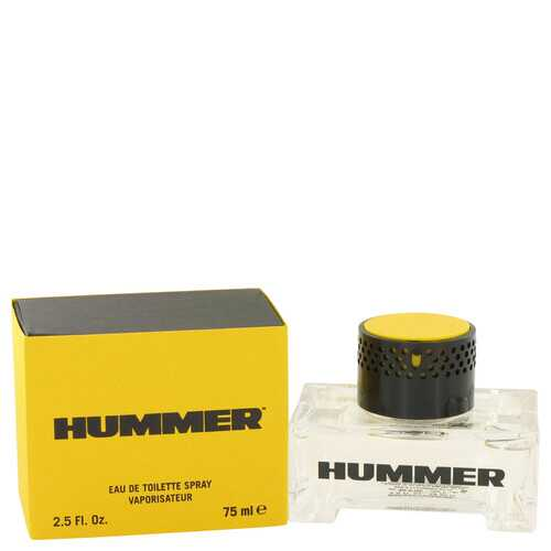 Hummer by Hummer Eau De Toilette Spray 2.5 oz (Men)