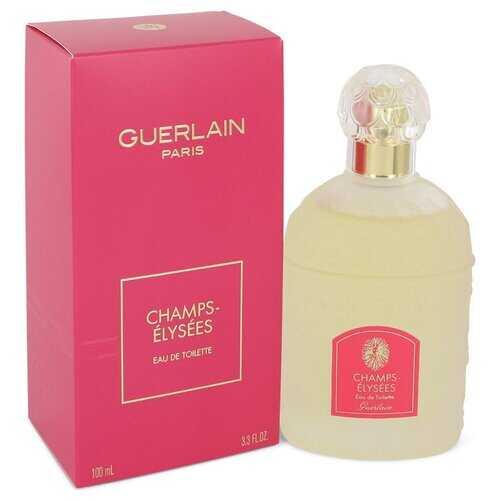 CHAMPS ELYSEES by Guerlain Eau De Toilette Spray 3.3 oz (Women)