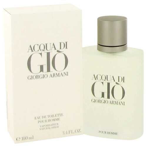 ACQUA DI GIO by Giorgio Armani Eau De Toilette Spray 3.3 oz (Men)
