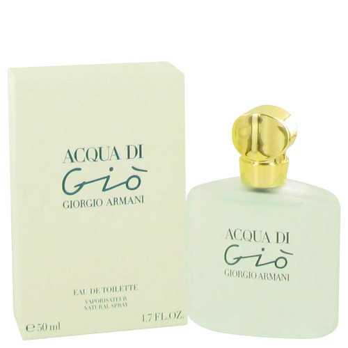 ACQUA DI GIO by Giorgio Armani Eau De Toilette Spray 1.7 oz (Women)