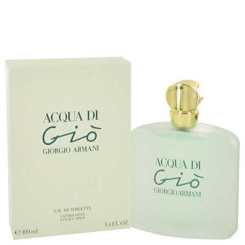 ACQUA DI GIO by Giorgio Armani Eau De Toilette Spray 3.3 oz (Women)