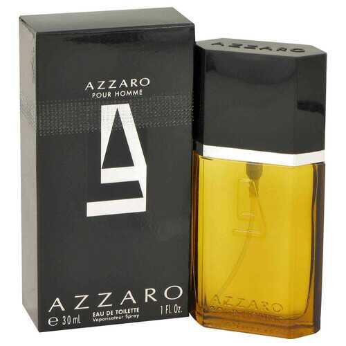 AZZARO by Azzaro Eau De Toilette Spray 1 oz (Men)