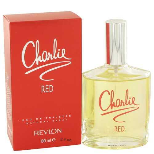 CHARLIE RED by Revlon Eau De Toilette Spray 3.3 oz (Women)