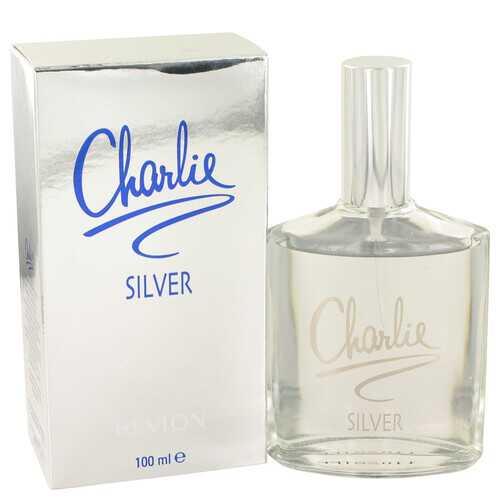 CHARLIE SILVER by Revlon Eau De Toilette Spray 3.4 oz (Women)