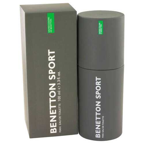 BENETTON SPORT by Benetton Eau De Toilette Spray 3.3 oz (Men)