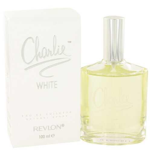 CHARLIE WHITE by Revlon Eau De Toilette Spray 3.4 oz (Women)