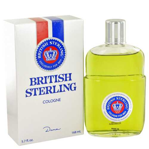 BRITISH STERLING by Dana Cologne 5.7 oz (Men)