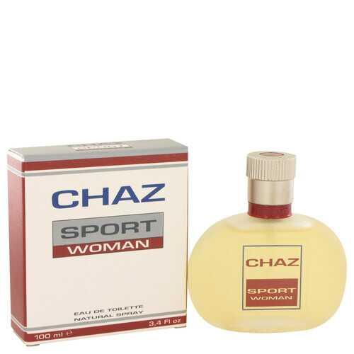 CHAZ SPORT by Jean Philippe Eau De Toilette Spray 3.4 oz (Women)
