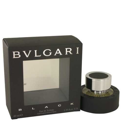 BVLGARI BLACK by Bvlgari Eau De Toilette Spray (Unisex) 1.3 oz (Men)