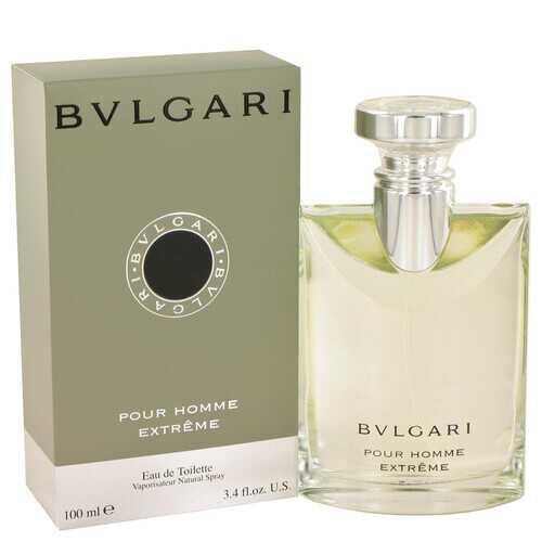 BVLGARI EXTREME by Bvlgari Eau De Toilette Spray 3.4 oz (Men)