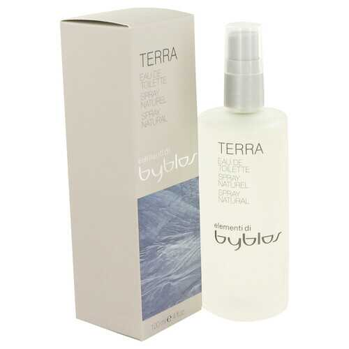 BYBLOS TERRA by Byblos Eau De Toilette Spray 4.2 oz (Women)