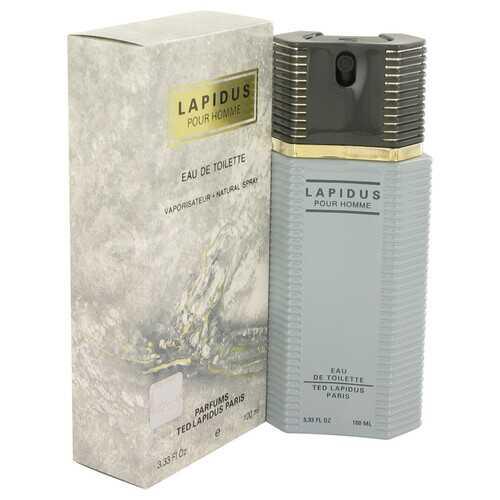 LAPIDUS by Ted Lapidus Eau De Toilette Spray 3.4 oz (Men)