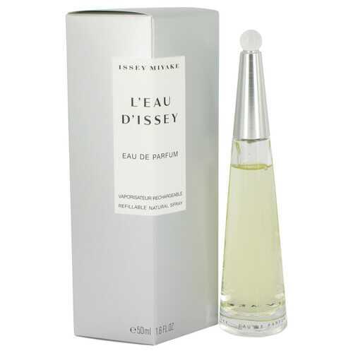 L'EAU D'ISSEY (issey Miyake) by Issey Miyake Eau De Parfum Refillable Spray 1.6 oz (Women)