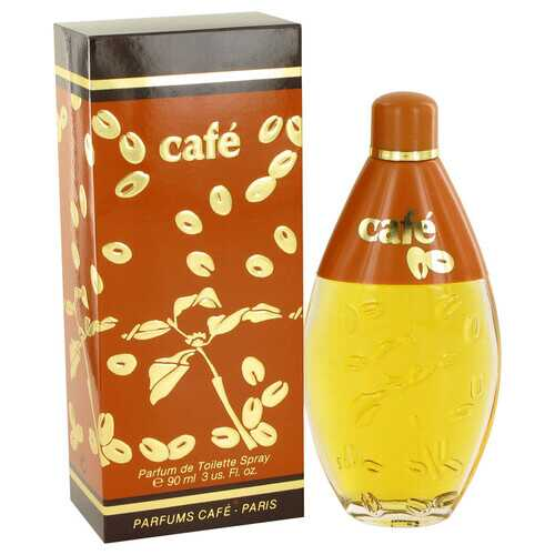 Caf by Cofinluxe Parfum De Toilette Spray 3 oz (Women)
