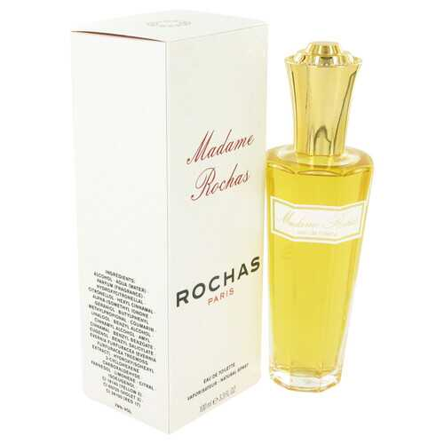 MADAME ROCHAS by Rochas Eau De Toilette Spray 3.4 oz (Women)