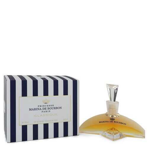 MARINA DE BOURBON by Marina De Bourbon Eau De Parfum Spray 3.3 oz (Women)