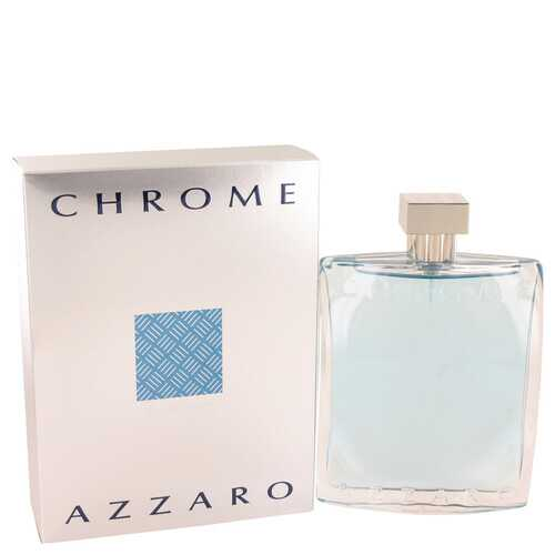 Chrome by Azzaro Eau De Toilette Spray 6.8 oz (Men)