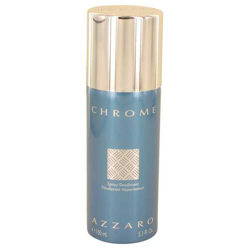 Chrome by Azzaro Deodorant Spray 5 oz (Men)