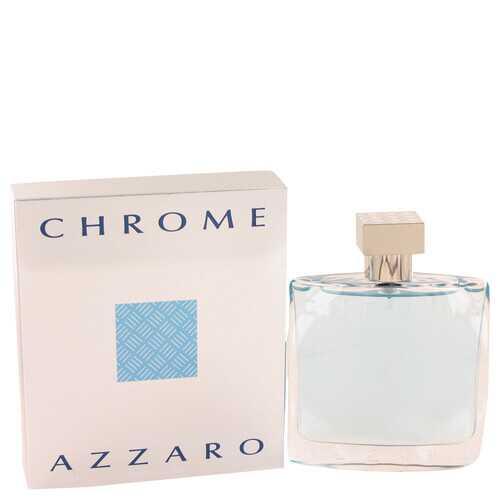 Chrome by Azzaro Eau De Toilette Spray 3.4 oz (Men)