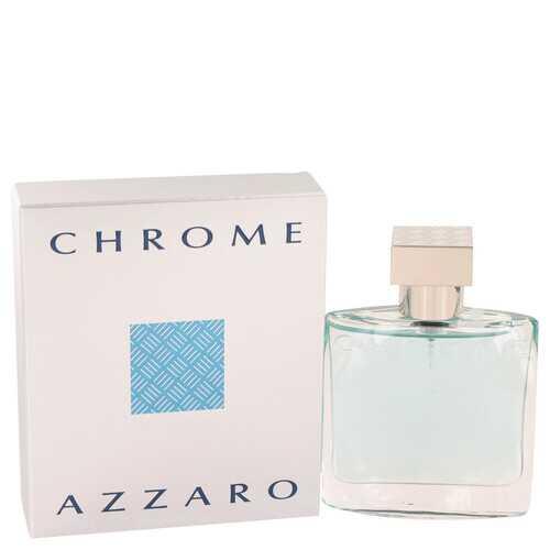 Chrome by Azzaro Eau De Toilette Spray 1.7 oz (Men)