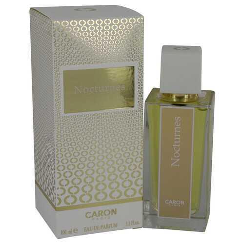 NOCTURNES D'CARON by Caron Eau De Parfum Spray (New Packaging) 3.4 oz (Women)